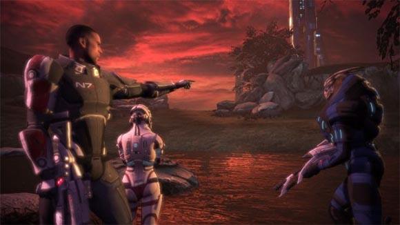 Mass Effect Opener