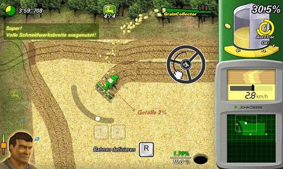 Harvest Mania Screenshot