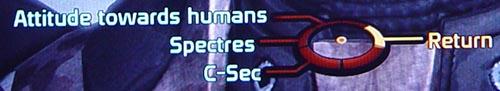 Mass Effect Conversation System Failure
