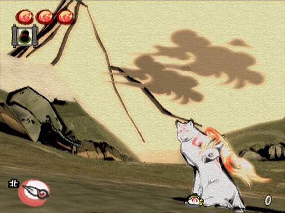 Okami Blurry Screenshot 2