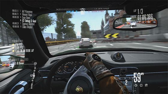 NFS: Shift Cockpit