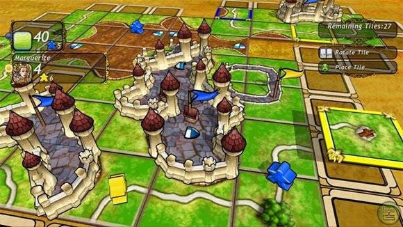 Carcassonne Xbox