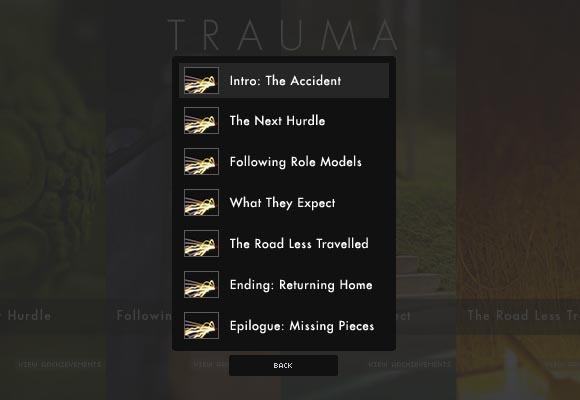 TRAUMA New Gallery