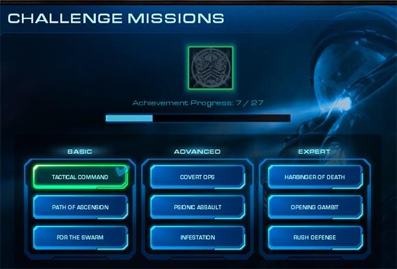 Star Craft 2 Challenge