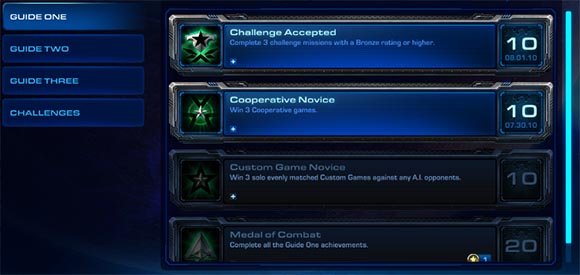 Star Craft 2 Guides