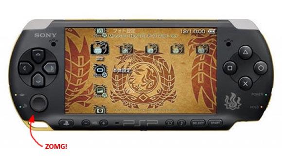 Monster Hunter 3rd PSP