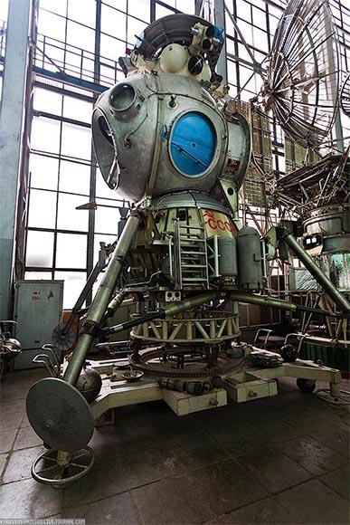 Russian Lander