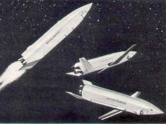 Early Space Shuttle