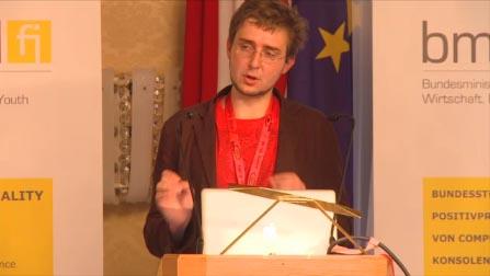 Krystian Majewski at FROG