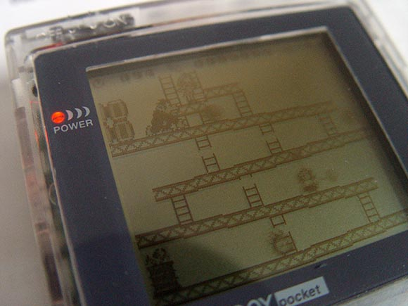 GameBoy Pocket Screen