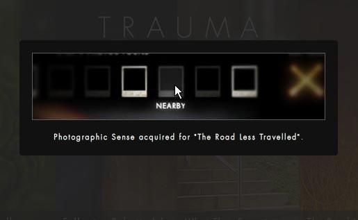 TRAUMA Photographic Sense