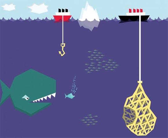 Great Tuna Escape
