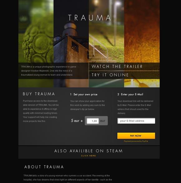 TRAUMA Website