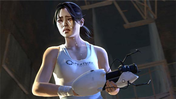 Chell Sad