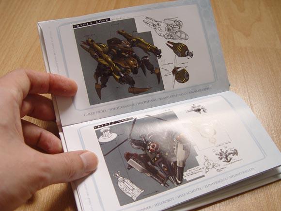 Final Fantasy 7: Crisis Core Artbook 1