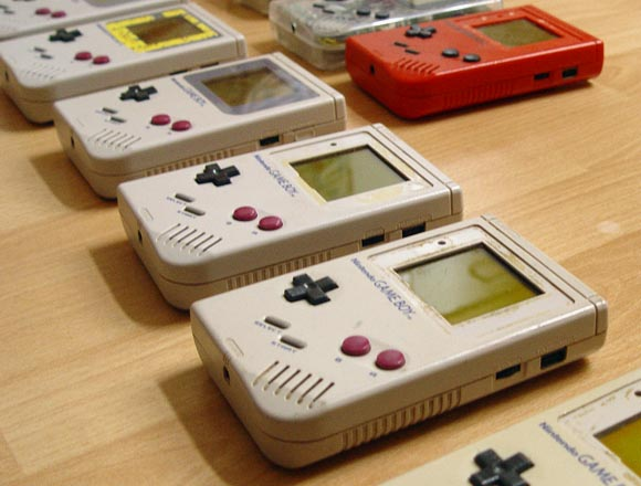 GameBoy Refurbishing - The Raw Material