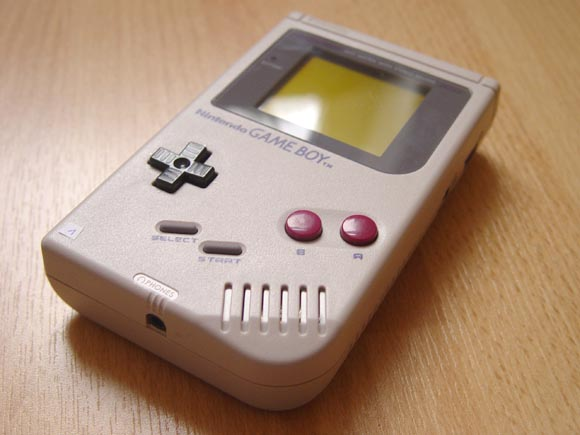 GameBoy Refurbishing - Vanilla Cutie