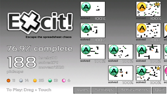 Excit for Android - Demo available now