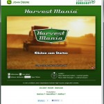 Harvest Mania is online!