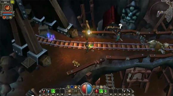 Torchlight Ember Mine