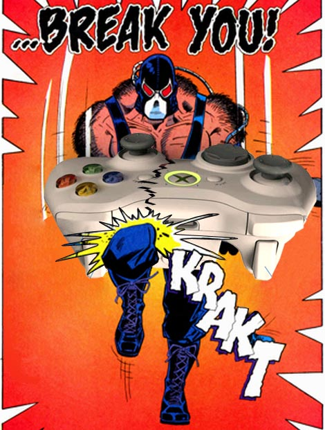 Bane Breaking Controller