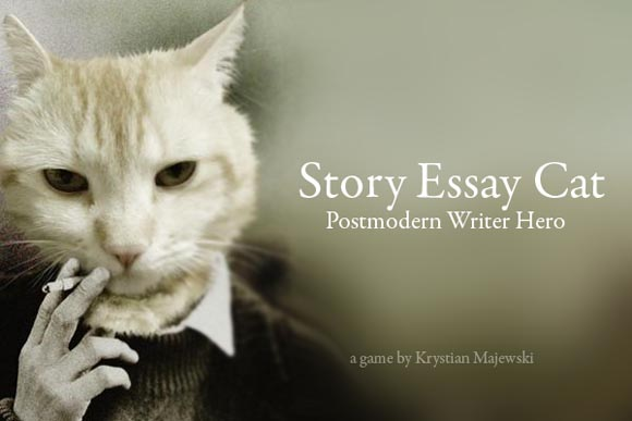 Story Essay Cat
