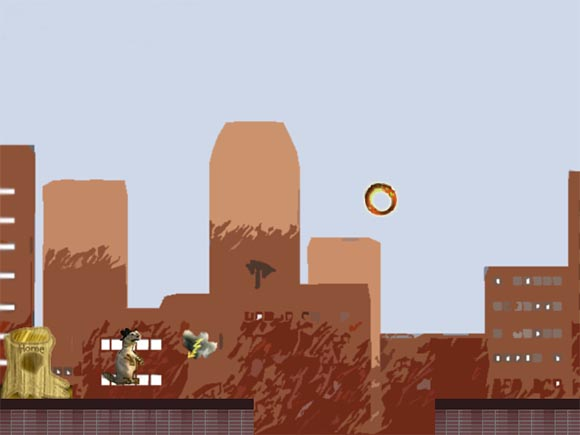 GGJ2012 Punxatawney Adventure