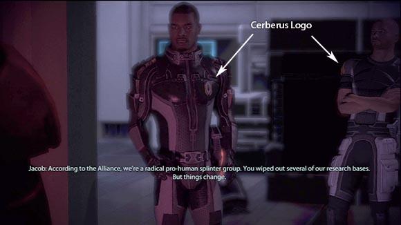 ME2 Cerberus