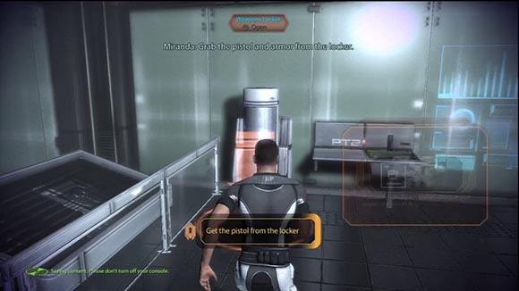 ME2 Shepard Not Hurt