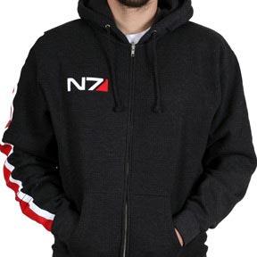 N7 Hoodie