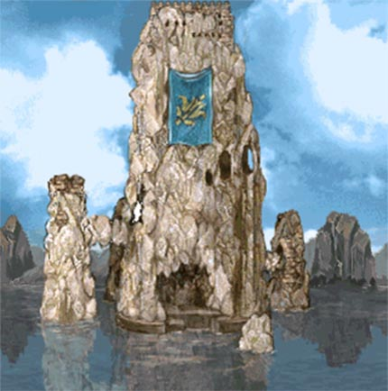 Suikoden - Toran Castle