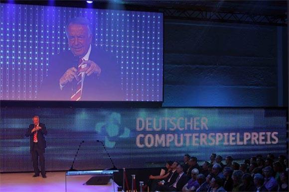 Deutscher Computerspielpreis 2012 - Neumann
