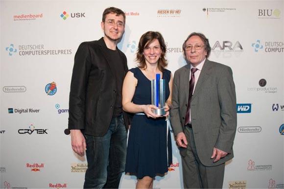 Deutscher Computerspielpreis - Majewski