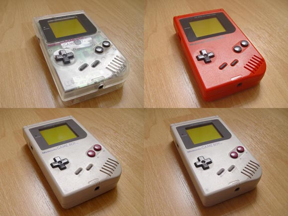 Refurbished Gameboys