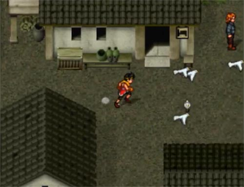 Suikoden 2 - Birds