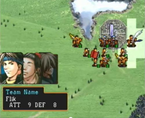 Suikoden 2 - Major Battles