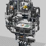 TRAUMA LEGO Panobot