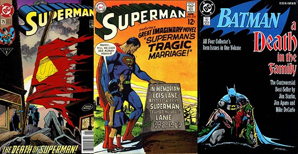 US Comic Book Covers