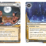 Netrunner: The Way to Win is Not to Play